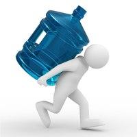 Доставка воды 19 литров в Екатеринбурге.